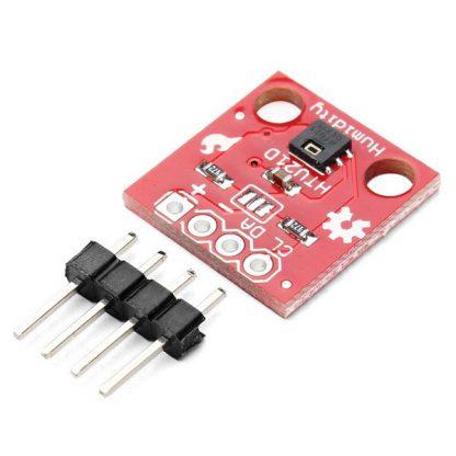 HTU21D Temperature & Humidity Sensor Pins