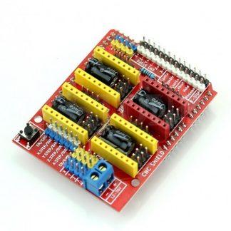 درع الأردوينو أونو للتحكم في ماكينات الحفر و الطابعات ثلاثية الأبعاد