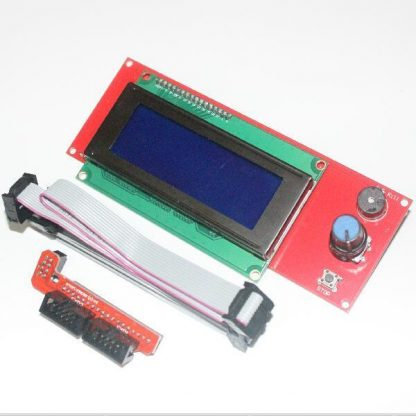 3D Printer Ramps 1.4 2004 LCD Smart Controller Display Adapter