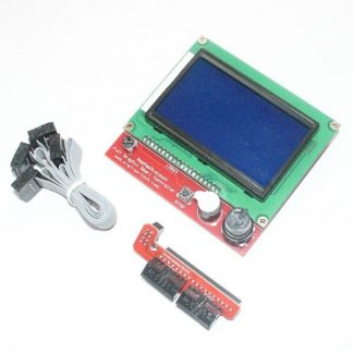 3D Printer Ramps 1.4 128x64 LCD Smart Controller Display Adapter