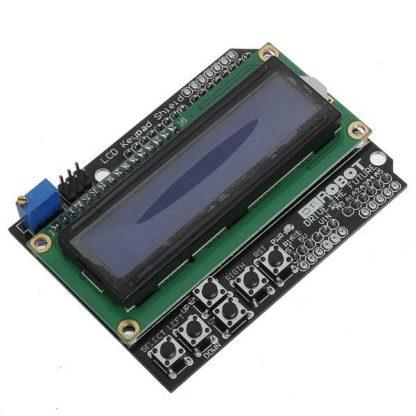 Arduino 16X2 1602 LCD Keypad Shield