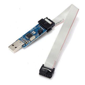 مبرمج AVR USBASP ISP ICSP