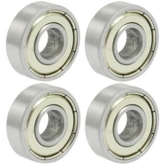 3D Printer 608-ZZ Bearing - Set of 4 Pieces