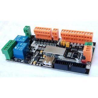 لوحة توصيل طرفية لبرنامج USB CNC Controller لتشغيل حتى 4 محاور