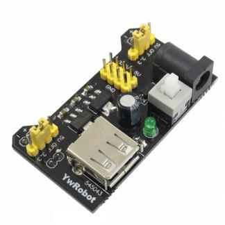 Power Supply Module 3.3V 5V For Solderless Bread Board MB102