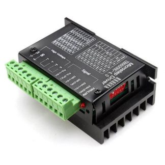 TB6600 Single Pulse 4A Hybrid Stepper Motor Driver Controller Micro-Step