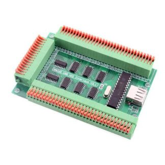 لوحة مارتيزس لتوصيل وسائل التحكم اليدوي للماخ3