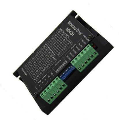 مشغل مواتير خطوية أحادي النبضة 512 ميكروستيب من طراز M542
