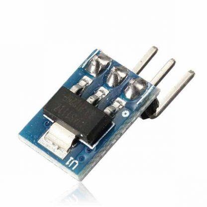 وحدة خفض فولت ثابت 3.3 فولت بشريحة AMS1117