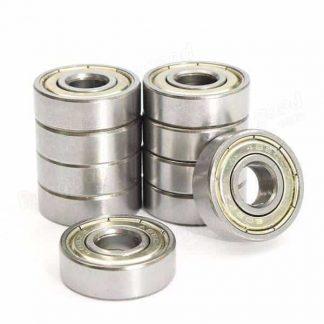 طاقم 10 قطع رولمان بلي للطابعات ثلاثية الأبعاد 608-ZZ