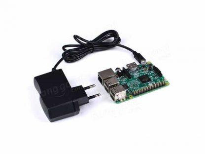 محول كهربي للراسبيري باي الإصدار 2/3 بخرج 5 فولت و حتى 2.5 أمبير