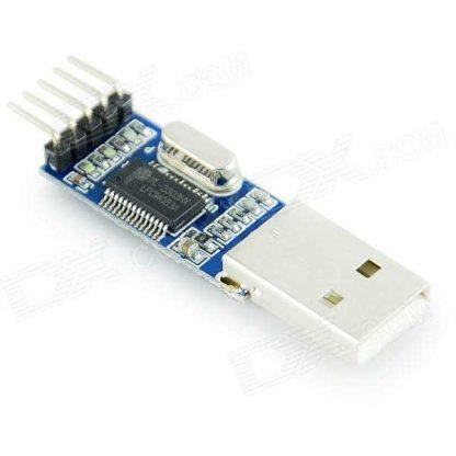 وحدة توصيل USB إلى TTL UART بشريحة PL2303