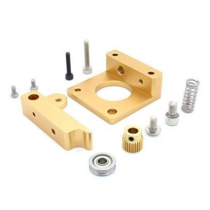 All Metal 3D Printer Left Hand Bowden Extruder Kit