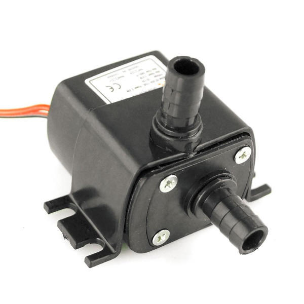 Dc 12v 4 2w waterproof brushless pump mini submersible for Waterproof dc motor 12v
