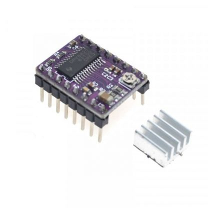 DRV8825 Stepper Motor Driver Up to 2.2A with Heat Sink