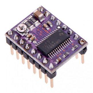 مشغل المواتير الخطوية طراز DRV8825 و حتى 2.2 أمبير