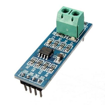 وحدة تحويل إشارة TTL إلى RS485 للأردوينو بإستخدام شريحة MAX485