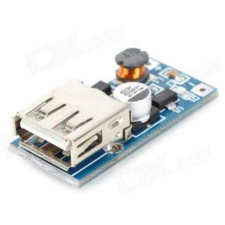 وحدةرفع جهد تيار مستمر 0.9-5 فولت إلى 5 فولت