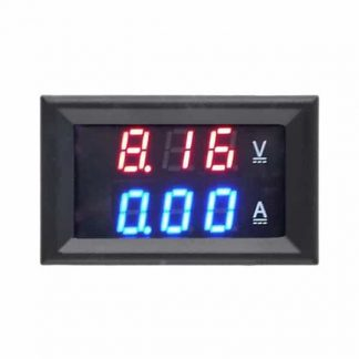 Digital Voltmeter Ammeter DC 100V 10A Panel