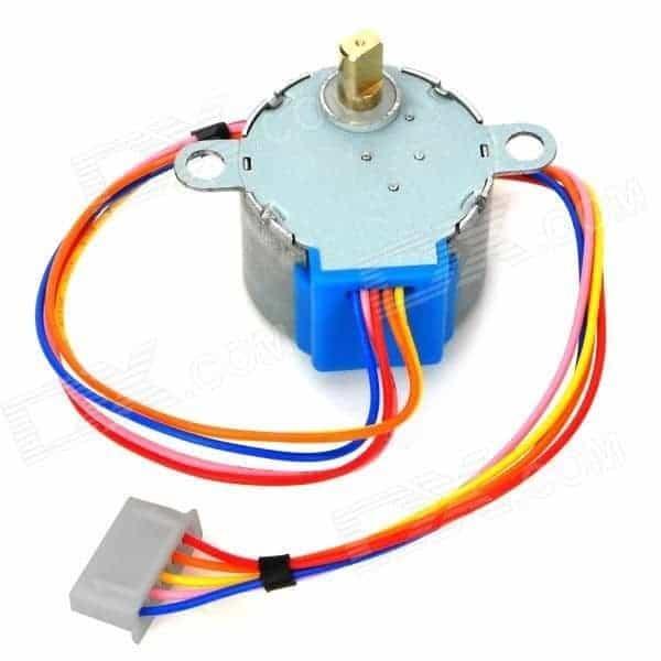 Stepper motor 28byj 48 5v td egypt for Micro stepper motor datasheet