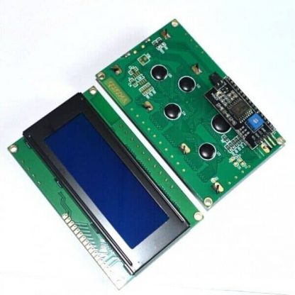 20X4 2004A LCD Display With I2C