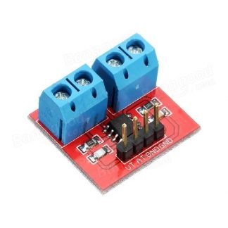 Max471 Voltage and Current Sensor
