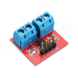 Max471 Voltage and Current Sensor