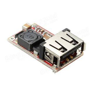 وحدة خفض جهد تيار مستمر 6-24 فولت إلى 5 فولت