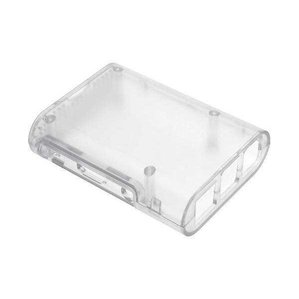 Raspberry Pi Case for Model B+ & Raspberry Pi 2/3 - Transparent