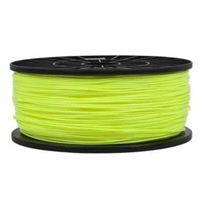 3D Printer PLA Filament 1.75mm - Yellow - 1Kg Spool