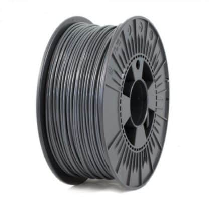 3D Printer PLA Filament 1.75mm - Grey - 1Kg Spool
