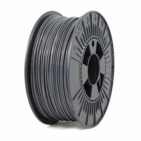خامة طباعة PLA قطر 1.75 مم - رمادي - بكرة 1 كجم