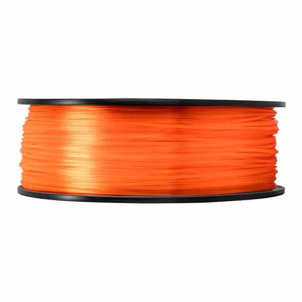 خامة طباعة PLA قطر 1.75 مم - برتقالي - بكرة 1 كجم