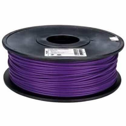 3D Printer PLA Filament 1.75mm - Purple - 1Kg Spool