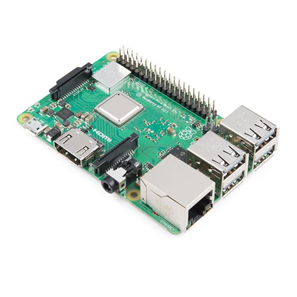 Raspberry Pi 3 Model B+ (RS Version)