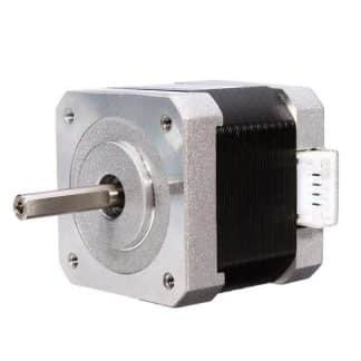 4.0 Kg.Cm Nema 17 Stepper Motor With Connector