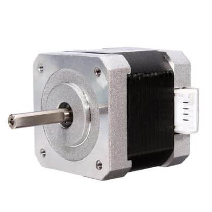 4.0 Kg.Cm Nema 17 Stepper Motor With Connector