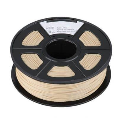 خامة طباعة PLA قطر 1.75 مم - خشبي - بكرة 1 كجم